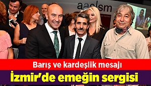 İzmir'de emeğin sergisi