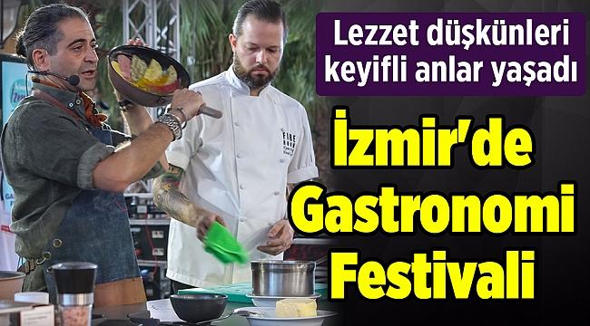 İzmir'de Gastronomi Festivali