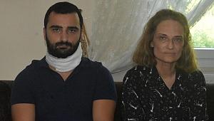 İzmir'de jiletli saldırıya uğrayan doktor taburcu oldu...