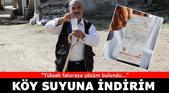 İzmir'de o bölgeler suyu indirimli alacak