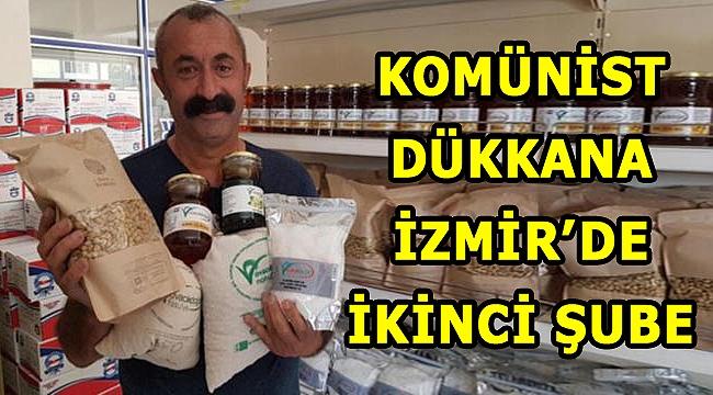 Komünist Dükkan İzmir'de ikinci şubesini o ilçede açıyor...