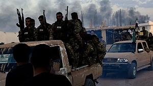Suriye Milli Ordusu askerleri Şanlıurfa'da