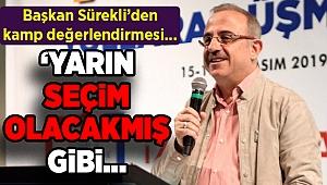 AK Parti İzmir kampı sona erdi