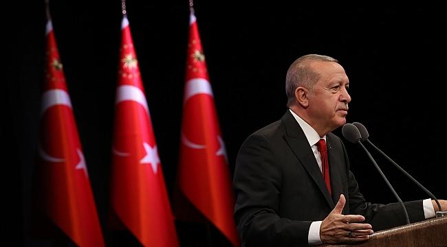 Cumhurbaşkanı Erdoğan'dan Kılıçdaroğlu'na cevap: