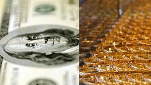 Dolar ve altın düşüyor