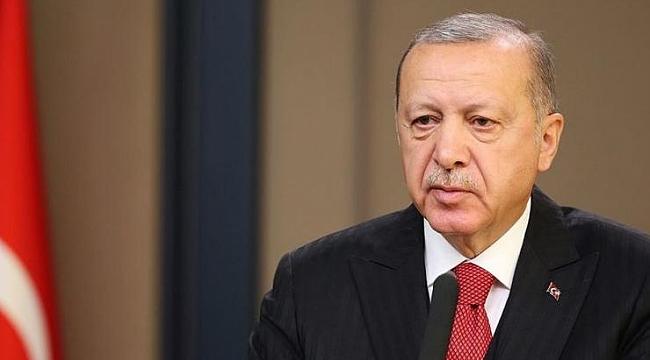 Erdoğan'dan '10 Kasım' mesajı