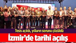 İzmir'de tarihiaçılış