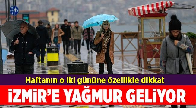 İzmir'de yağmurlu günler.... (20-25 Kasım 2019)