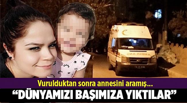 İzmir'deki kadın cinayetinde kahreden ayrıntılar