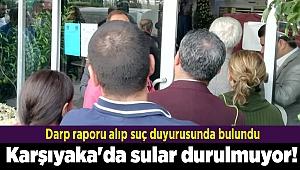Karşıyaka'da sular durulmuyor! Koçak, darp raporu alıp suç duyurusunda bulundu