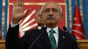 Kılıçdaroğlu'ndan Saray'a tepki: Vatana ihanettir
