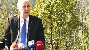 Muharrem İnce'den 'Beştepe'ye giden CHP'li' iddiası hakkında açıklama