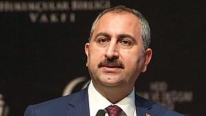 Adalet Bakanı Abdülhamit Gül: İyi hal indirimi vicdanları yaralamaktadır