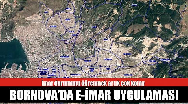 Bornova Belediyesie-imar uygulamasına geçti