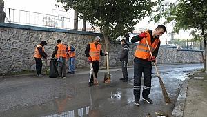 Buca Belediyesi temizliğin rotasını yeniden çizdi