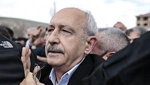 CHP'den Kılıçdaroğlu'na saldırı olayıyla ilgili İçişleri Bakanlığı aleyhinde suç duyurusu