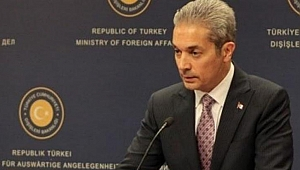 Dışişleri'nden Yunanistan Başbakanı Miçotakis'e sert yanıt!