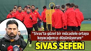 Göztepe'ye yeni takviyeler geliyor...