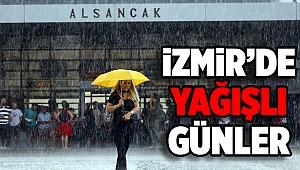 İzmir'de 5 günlük hava durumu raporu(02-06 Aralık 2019)
