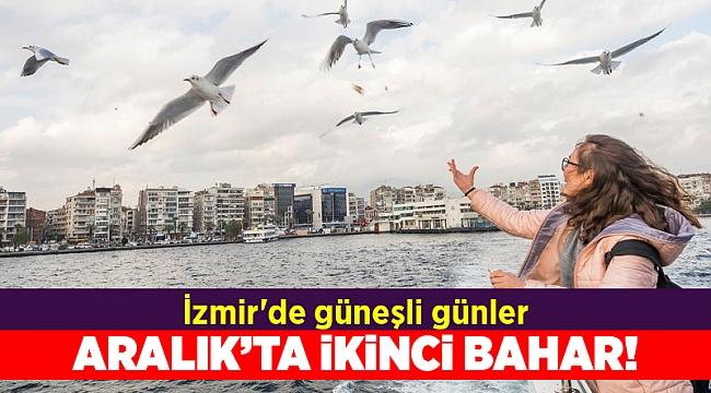 İzmir'de güneşli günler