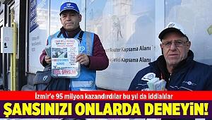 İzmir'e 95 milyon kazandırdılar bu yıl da iddialılar