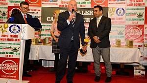 Kemalpaşa Belediyesi'ne Anlamlı Ödül
