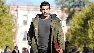 Kenan İmirzalıoğlu'nun yeni dizisi Alef'ten ilk kareler geldi