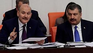 Süleyman Soylu'dan CHP'li kadın vekillere 'Las Tesis' tepkisi