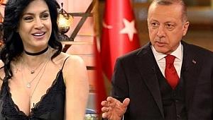 Tuğba Ekinci'den sosyal medyayı sallayan Erdoğan paylaşımı
