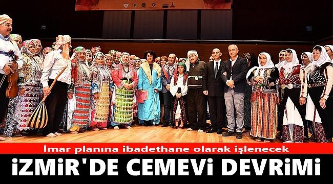Tunç Soyer duyurdu! İzmir'de cemevleriyle ilgili imar planı kararı