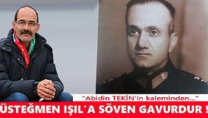 Abidin TEKiN'in Kaleminden...
