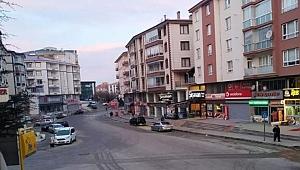 Ankara'da arka arkaya iki deprem