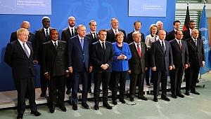 Berlin'deki Libya Konferansı başladı