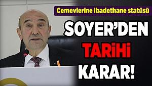 Büyükşehir'den tarihi karar: Cemevlerine ibadethane statüsü