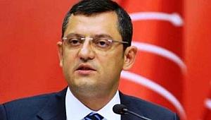 CHP'li Özel: 2023 hedefimiz iktidara gelmek