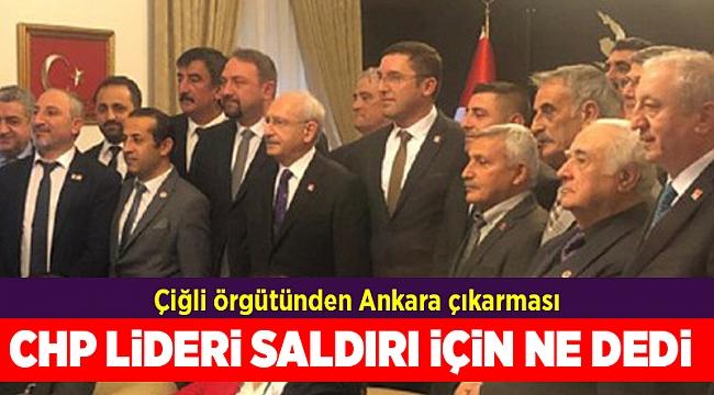 CHP lideri Kılıçdaroğlu, Koçer'e yapılan saldırı için ne dedi?