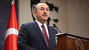 Dışişleri Bakanı Çavuşoğlu'ndan Yunanistan'a 'Hafter' tepkisi