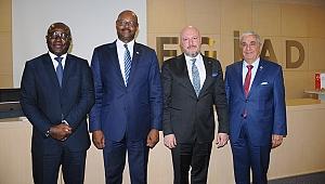 EGİAD-Afrika iş birliği