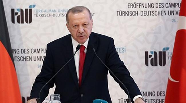 Erdoğan'dan Libya için 'sükunet' çağrısı