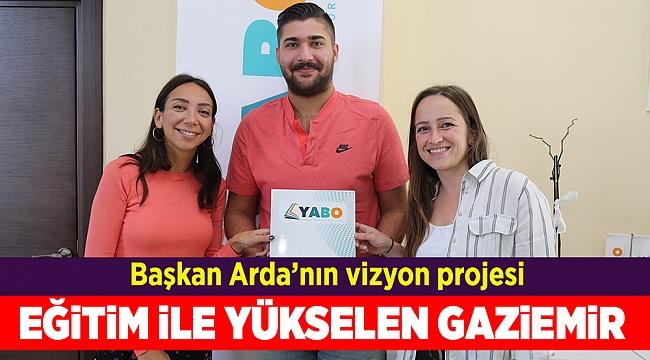Gaziemir Belediye Başkanı Halil Arda'nın vizyon projesi