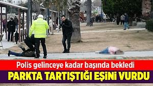 İzmir'de bir kadın eşi tarafından vuruldu!