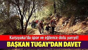 Karşıyaka'da spor ve eğlence dolu yarıyıl!