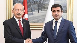Kemal Kılıçdaroğlu: Selahattin Demirtaş'ın tahliye edilmemesi ayıptır