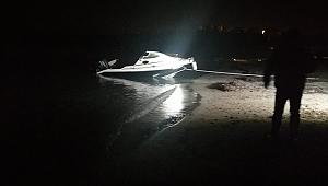 Sahil Güvenlik'ten Çeşme açıklarında batan tekneyle ilgili açıklama