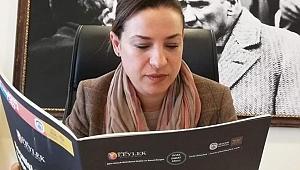 Selçuk Belediyesi'nin kültür yayını okurlarıyla buluştu