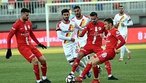 Türkiye Kupası'nda Göztepe elendi...