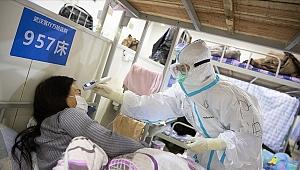 Coronavirüs bulaşan kişi sayısı 76 bin 700'ü aştı