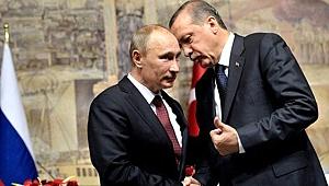 Erdoğan ve Putin, İdlib'deki gelişmeleri telefonda görüştü