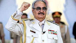 General Halife Hafter sonunda kabul etti!