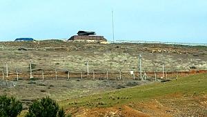 Hatay'da füzelerin yönü Suriye'ye çevrildi! İşte bölgeden gelen ilk kareler